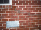 cracks in brick foundation repair contractor Hugo
