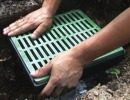 drainage correction foundation repair contractor in Purcell OK