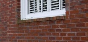 gaps in windows foundation repair contractor in Jenks OK